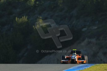 World © Octane Photographic Ltd. GP2 Winter testing, Jerez, 26th February 2013. Arden – Johnny Cecotto. Digital Ref: 0580cb1d5855