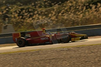 World © Octane Photographic Ltd. GP2 Winter testing, Jerez, 26th February 2013. Racing Engineering – Julien Leal. Digital Ref: 0580cb1d6309