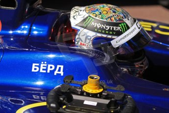 World © Octane Photographic Ltd. GP2 Monaco GP, Monte Carlo, Thursday 23rd May 2013. Practice and Qualifying. Sam Bird – Russian TIME. Digital Ref : 0693cb7d0819