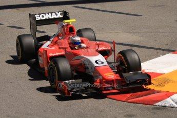 World © Octane Photographic Ltd. GP2 Monaco GP, Monte Carlo, Thursday 23rd May 2013. Practice and Qualifying. Mitch Evans. – Arden International. Digital Ref: 0693cb7d0881