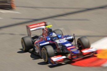 World © Octane Photographic Ltd. GP2 Monaco GP, Monte Carlo, Thursday 23rd May 2013. Practice and Qualifying. Jolyon Palmer - Carlin. Digital Ref : 0693cb7d0932