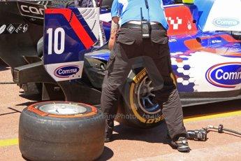 World © Octane Photographic Ltd. GP2 Monaco GP, Monte Carlo, Thursday 23rd May 2013. Practice and Qualifying. Jolyon Palmer - Carlin. Digital Ref : 0693cb7d1014