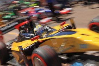 World © Octane Photographic Ltd. GP2 Monaco GP, Monte Carlo, Thursday 23rd May 2013. Practice and Qualifying. Marcus Ericsson - DAMS. Digital Ref : 0693cb7d1023