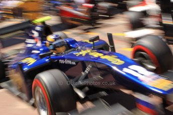World © Octane Photographic Ltd. GP2 Monaco GP, Monte Carlo, Thursday 23rd May 2013. Practice and Qualifying. Tom Dillmann– Russian TIME. Digital Ref : 0693cb7d1038