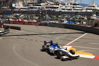 World © Octane Photographic Ltd. GP2 Monaco GP, Monte Carlo, Thursday 23rd May 2013. Practice and Qualifying. Jake Rosenzweig - Barwa Addax Team. Digital Ref : 0693cb7d1057