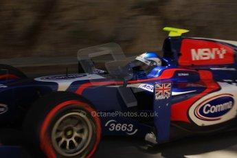 World © Octane Photographic Ltd. GP2 Monaco GP, Monte Carlo, Thursday 23rd May 2013. Practice and Qualifying. Jolyon Palmer - Carlin. Digital Ref : 0693cb7d1122