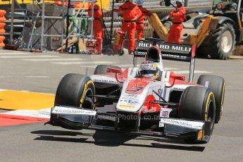 World © Octane Photographic Ltd. GP2 Monaco GP, Monte Carlo, Thursday 23rd May 2013. Practice and Qualifying. James Calado – ART Grand Prix. Digital Ref : 0693lw1d7435