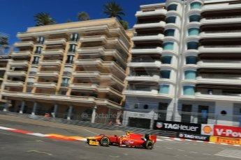 World © Octane Photographic Ltd. GP2 Monaco GP, Monte Carlo, Thursday 23rd May 2013. Practice and Qualifying. Fabio Leimer- Racing Engineering. Digital Ref: 0693lw1d7655