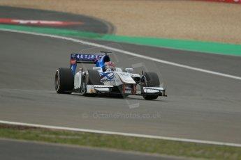 World © Octane Photographic Ltd. GP2 German GP, Nurburgring, Friday 5th July 2013. Practice. Jake Rosenzweig - Barwa Addax Team. Digital Ref : 0740lw1d4041