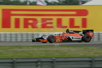 World © Octane Photographic Ltd. GP2 German GP, Nurburgring, Friday 5th July 2013. Qualifying. Daniel De Jong - MP Motorsport. Digital Ref : 0742lw1d5489