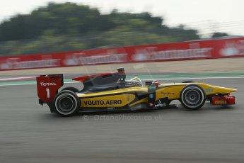 World © Octane Photographic Ltd. GP2 German GP, Nurburgring, 6th July 2013. Race 1.Marcus Ericsson - DAMS. Digital Ref : 0746lw1d4567