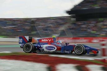 World © Octane Photographic Ltd. GP2 German GP, Nurburgring, 6th July 2013. Race 1. Jolyon Palmer - Carlin. Digital Ref : 0746lw1d4572