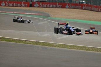 World © Octane Photographic Ltd. GP2 German GP, Nurburgring, 6th July 2013. Race 1. Jolyon Palmer - Carlin. Digital Ref : 0746lw1d7778
