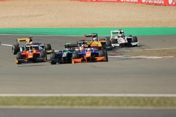 World © Octane Photographic Ltd. GP2 German GP, Nurburgring, Sunday 7th July 2013. Race 2. Jon Lancaster - Hilmer Motorsport. Digital Ref : 0747lw1d8136