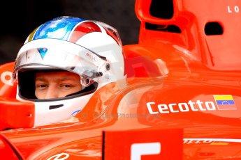 World © Octane Photographic Ltd. GP2 British GP, Silverstone, Friday 28th June 2013. Practice. Stefano Coletti – Rapax. Digital Ref : 0725ce1d6538