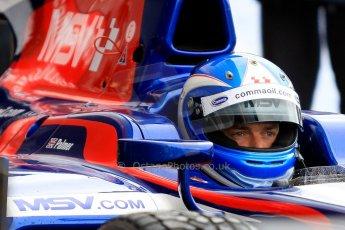 World © Octane Photographic Ltd. GP2 British GP, Silverstone, Friday 28th June 2013. Practice. Jolyon Palmer - Carlin. Digital Ref : 0725ce1d6564