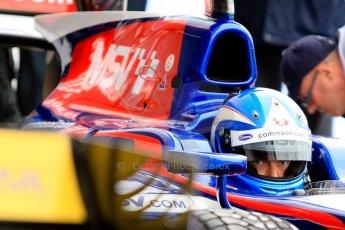 World © Octane Photographic Ltd. GP2 British GP, Silverstone, Friday 28th June 2013. Practice. Jolyon Palmer - Carlin. Digital Ref : 0725ce1d6578