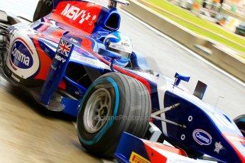 World © Octane Photographic Ltd. GP2 British GP, Silverstone, Friday 28th June 2013. Practice. Jolyon Palmer - Carlin. Digital Ref : 0725ce1d6584