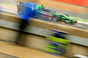 World © Octane Photographic Ltd. GP2 British GP, Silverstone, Friday 28th June 2013. Practice. Alexander Rossi – EQ8 Caterham Racing. Digital Ref : 0725ce1d6618