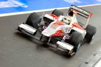 World © Octane Photographic Ltd. GP2 British GP, Silverstone, Friday 28th June 2013. Practice. James Calado – ART Grand Prix. Digital Ref :  0725ce1d6663