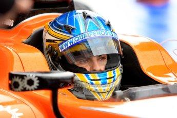 World © Octane Photographic Ltd. GP2 British GP, Silverstone, Friday 28th June 2013. Practice. Adrian Quaife-Hobbs -  MP Motorsport. Digital Ref : 0725ce1d6724