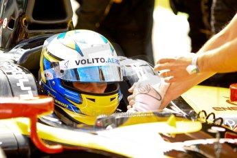 World © Octane Photographic Ltd./Chris Enion. GP2 British GP, Silverstone, Saturday 29th June 2013. Race 1. Marcus Ericsson - DAMS. Digital Ref : 0731ce1d8394