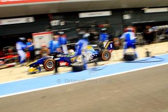 World © Octane Photographic Ltd./Chris Enion. GP2 British GP, Silverstone, Saturday 29th June 2013. Race 1. Felipe Nasr - Carlin. Digital Ref : 0731ce1d8465