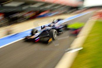 World © Octane Photographic Ltd./Chris Enion. GP2 British GP, Silverstone, Saturday 29th June 2013. Race 1. Sam Bird – Russian TIME. Digital Ref : 0731ce1d8475