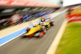 World © Octane Photographic Ltd./Chris Enion. GP2 British GP, Silverstone, Saturday 29th June 2013. Race 1. Marcus Ericsson - DAMS. Digital Ref : 0731ce1d8491