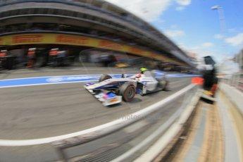 World © Octane Photographic Ltd. GP2 Spanish GP, Circuit de Catalunya, Saturday 11th May 2013. Race 1. Digital Ref : 0666cb1d1620