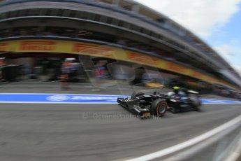 World © Octane Photographic Ltd. GP2 Spanish GP, Circuit de Catalunya, Saturday 11th May 2013. Race 1. Kevin Giovesi - Venezuela GP Lazarus. Digital Ref : 0666cb1d1624