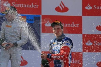World © Octane Photographic Ltd. GP2 Spanish GP, Circuit de Catalunya, Saturday 11th May 2013. Race 1. Jolyon Palmer - Carlin. Digital Ref : 0666cb1d1774