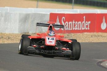 World © Octane Photographic Ltd. Saturday 6th July 2013. Dallara GP3/13 - German GP - Nurburgring - Qualifying. Marussia Manor Racing – Tio Ellinas. Digital ref : 0743lw1d5781