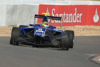 World © Octane Photographic Ltd. Saturday 6th July 2013. Dallara GP3/13 - German GP - Nurburgring - Qualifying. Carlin – Nick Yelloly. Digital ref : 0743lw1d5791