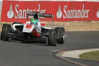 World © Octane Photographic Ltd. Saturday 6th July 2013. Dallara GP3/13 - German GP - Nurburgring - Qualifying. ART Grand Prix – Conor Daly. Digital ref : 0743lw1d5793