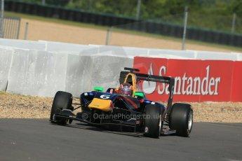 World © Octane Photographic Ltd. Saturday 6th July 2013. Dallara GP3/13 - German GP - Nurburgring - Qualifying. MW Arden – Daniil Kvyat. Digital ref : 0743lw1d5849