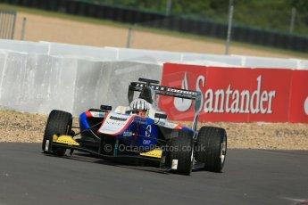 World © Octane Photographic Ltd. Saturday 6th July 2013. Dallara GP3/13 - German GP - Nurburgring - Qualifying. Jenzer Motorsport – Alex Fontana. Digital ref : 0743lw1d5855