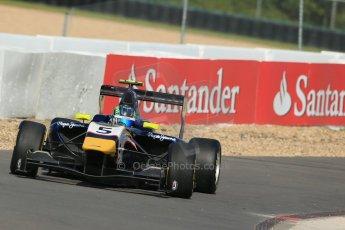 World © Octane Photographic Ltd. Saturday 6th July 2013. Dallara GP3/13 - German GP - Nurburgring - Qualifying. MW Arden – Robert Visolu. Digital ref : 0743lw1d5879