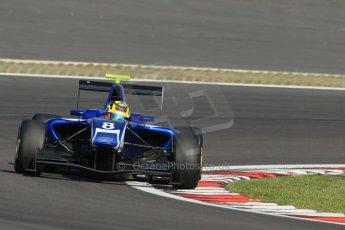 World © Octane Photographic Ltd. Saturday 6th July 2013. Dallara GP3/13 - German GP - Nurburgring - Qualifying. Carlin – Nick Yelloly. Digital ref : 0743lw1d5913