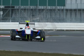 World © Octane Photographic Ltd. GP3 Testing - Wednesday 3rd April 2013 Dallara GP3/13 - Silverstone. Jenzer Motorsport – Patric Niederhauser. Digital ref : 0627lw1d0439