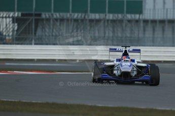 World © Octane Photographic Ltd. GP3 Testing - Wednesday 3rd April 2013 Dallara GP3/13 - Silverstone. Koiranen GP – Kevin Korjus. Digital ref : 0627lw1d0473