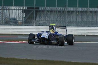World © Octane Photographic Ltd. GP3 Testing - Wednesday 3rd April 2013 Dallara GP3/13 - Silverstone. Carlin – Nick Yelloly. Digital ref : 0627lw1d0491