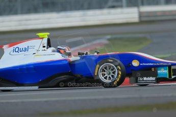 World © Octane Photographic Ltd. GP3 Testing - Wednesday 3rd April 2013 Dallara GP3/13 - Silverstone. Jenzer Motorsport – Patric Niederhauser. Digital ref : 0627lw1d0515