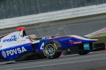 World © Octane Photographic Ltd. GP3 Testing - Wednesday 3rd April 2013 Dallara GP3/13 - Silverstone. Jenzer Motorsport – Samin Gomez. Digital ref : 0627lw1d0634