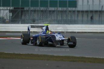 World © Octane Photographic Ltd. GP3 Testing - Wednesday 3rd April 2013 Dallara GP3/13 - Silverstone. Carlin – Nick Yelloly. Digital ref : 0627lw1d0643