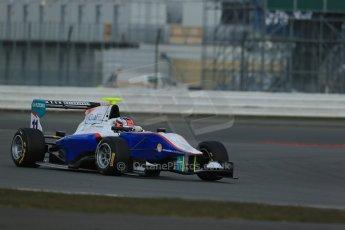 World © Octane Photographic Ltd. GP3 Testing - Wednesday 3rd April 2013 Dallara GP3/13 - Silverstone. Jenzer Motorsport – Patric Niederhauser. Digital ref : 0627lw1d0709