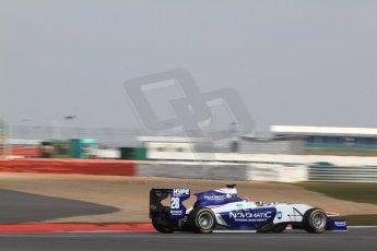 World © Octane Photographic Ltd. GP3 Testing - Wednesday 3rd April 2013 Dallara GP3/13 - Silverstone. Koiranen GP – Kevin Korjus. Digital ref : 0627lw7d3984
