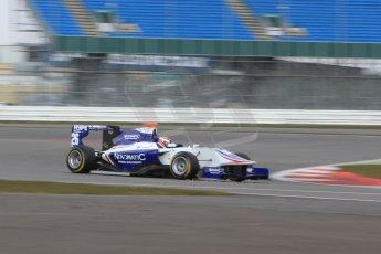 World © Octane Photographic Ltd. GP3 Testing - Wednesday 3rd April 2013 Dallara GP3/13 - Silverstone. Koiranen GP – Patrick Kujala. Digital ref : 0627lw7d4053