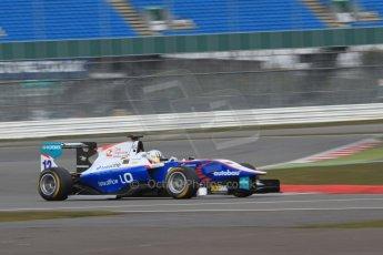 World © Octane Photographic Ltd. GP3 Testing - Wednesday 3rd April 2013 Dallara GP3/13 - Silverstone. Jenzer Motorsport – Alex Fontana. Digital ref : 0627lw7d4168