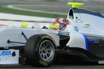 World © Octane Photographic Ltd. GP3 Qualifying - Saturday 11th May 2013 Dallara GP3/13 - Circuit de Catalunya. Bamboo Engineering – Melville McKee. Digital ref : 0669cb1d0406